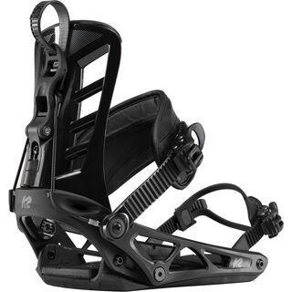 K2 Cinch TC 2020, black - Snowboardbindung