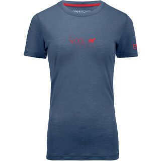 Ortovox 150 Cool World T-Shirt, night blue - Funktionsshirt