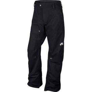 Nike Ruskin Pants, Black/Volt/Ivory - Snowboardhose