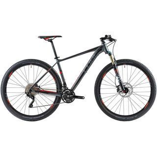 Cube Reaction Pro 29 2014, grey/flashred - Mountainbike
