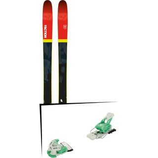 Set: Faction Prodigy 2.0 2018 + Tyrolia Attack 12 solid white mint