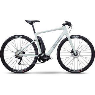 BMC Alpenchallenge AMP Cross One 2019, off white - E-Bike