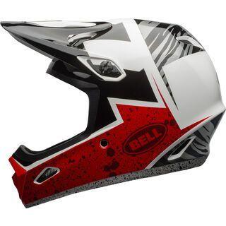 Bell Transfer-9, black/red/white - Fahrradhelm