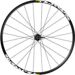 Mavic Crossride FTS-X 29, black - Hinterrad