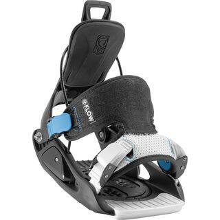 Flow Micron 2021, black - Snowboardbindung