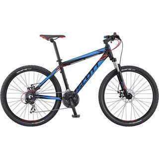 Scott Aspect 660 2016, black/blue/red - Mountainbike