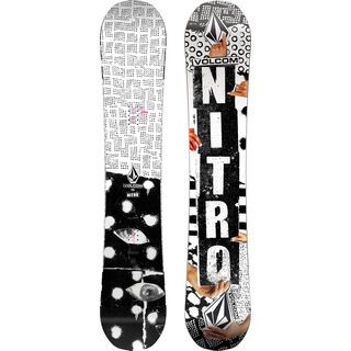 Nitro Beast x Volcom Midwide 2020 - Snowboard