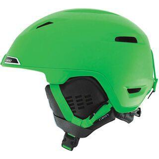Giro Edit, matte bright green - Skihelm