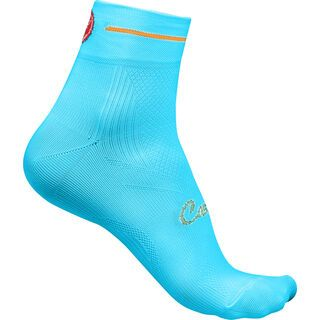 Castelli Maestro W Sock, sky blue - Radsocken