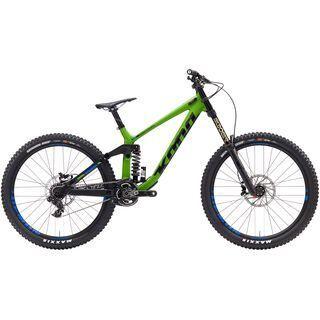 Kona Supreme Operator 2017, green/black - Mountainbike