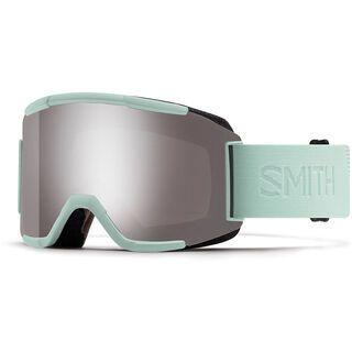 Smith Squad, ice flood/Lens: cp sun platinum mirror - Skibrille