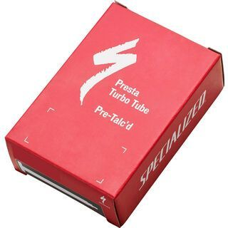 Specialized Turbo Presta Valve Tube with Talc 48 mm - 700C x 20-26