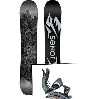 Set: Jones Ultra Mountain Twin 2019 + Flow Fuse (1908451S)