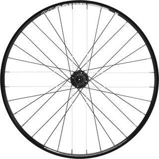 NS Bikes Fundamental 26, black - Hinterrad