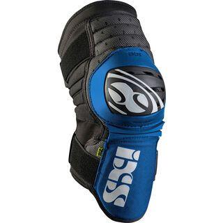 IXS Dagger Knee Guard D'Claw Edition, blue - Knieschützer