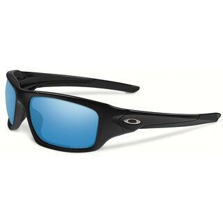 Oakley Valve Prizm, polished black/Lens: prizm deep water polarized - Sonnenbrille