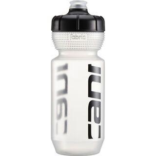 Cannondale Logo Bottle 600 ml, clear/black - Trinkflasche