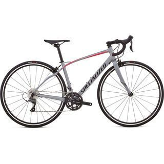 Specialized Dolce 2019, gray/pink - Rennrad