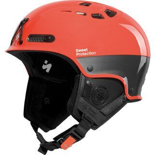 Sweet Protection Igniter Alpiniste II, gloss cody orange - Skihelm