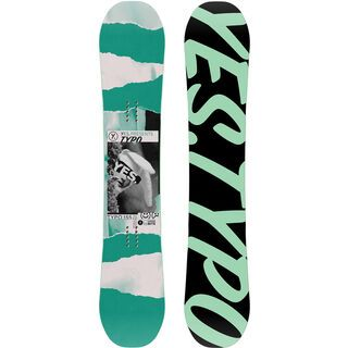 Yes Typo Wide 2020 - Snowboard