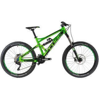 Cube Hanzz Pro 2014, green/black - Mountainbike