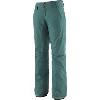 Patagonia Women's Insulated Snowbelle Pants Regular, regen green - Skihose
