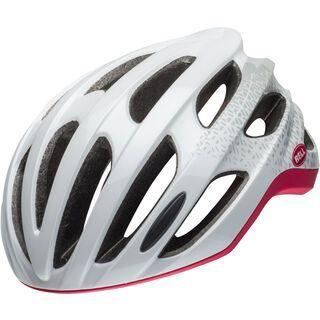 Bell Nala Joy Ride MIPS, white/cherry dissolve - Fahrradhelm