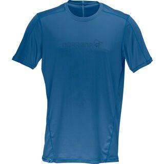 Norrona /29 tech T-Shirt (M), denimite - Funktionsshirt