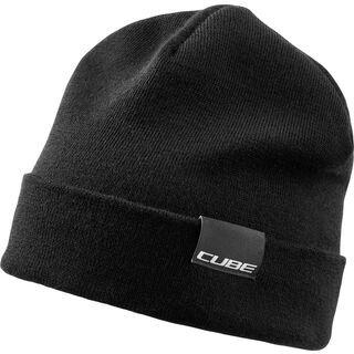 Cube Beanie Classic, black - Mütze