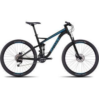 Ghost Kato FS 2 2016, black/blue - Mountainbike