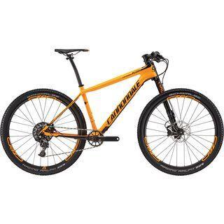 Cannondale F-SI Carbon 2 27.5 2016, orange/black - Mountainbike