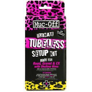 Muc-Off Ultimate Tubeless Setup Kit Road (44 mm)