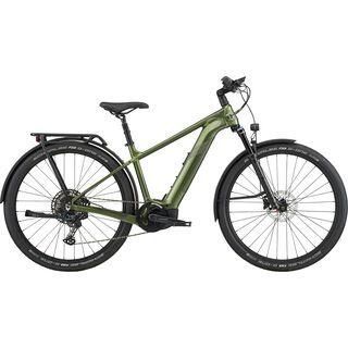 Cannondale Tesoro Neo X 1 2020, mantis - E-Bike