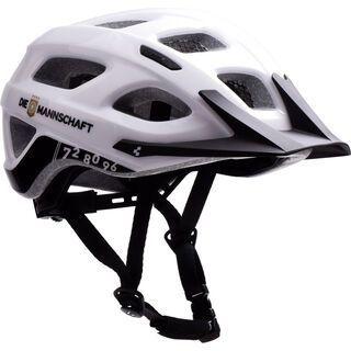 Cube Helm Tour DFB, white´n´black´n´gold - Fahrradhelm