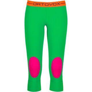 Ortovox Rock 'n' Wool Short Pants Women, crazy green - Unterhose