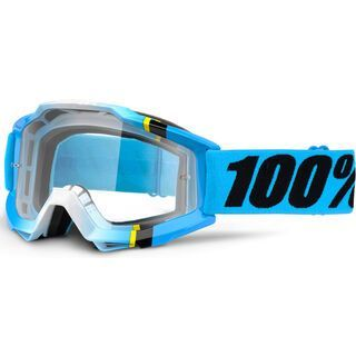 100% Accuri, blue crystal/Lens: clear - MX Brille