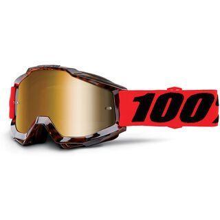100% Accuri inkl. WS, vendome/Lens: mirror gold - MX Brille