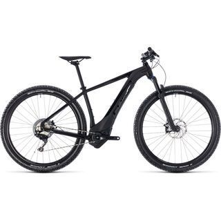 Cube Reaction Hybrid SL 500 29 2018, black edition - E-Bike