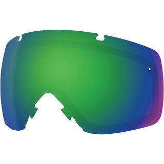 Smith I/O Lens, green sol-x mirror - Wechselscheibe