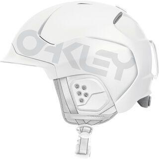 Oakley Mod5 Factory Pilot, matte white - Skihelm
