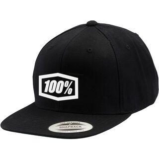 100% Corpo Snapback black