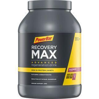 PowerBar Recovery Max - Raspberry