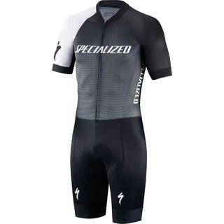 Specialized SL Air Skinsuit, black/charcoal - Rad Einteiler