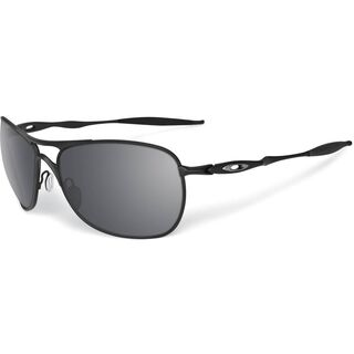 Oakley Crosshair, Matte Black/Black Iridium - Sonnenbrille