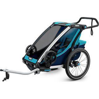 Thule Chariot Cross 1 blue/poseidon 2019