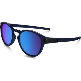 Oakley Latch, matte crytal blue/Lens: sapphire iridium - Sonnenbrille