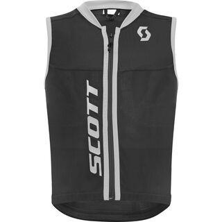 Scott Actifit Plus Vest Junior, black/grey - Protektorenweste