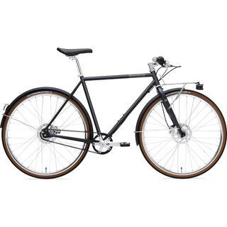 Creme Cycles Ristretto Bolt carbon gray 2021
