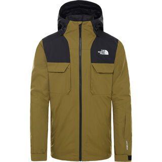 The North Face Men's Fourbarrel Triclimate, fir green/tnf black - Skijacke