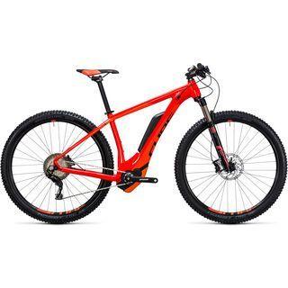 Cube *** 2. Wahl *** Reaction Hybrid HPA SL 500 29 | Größe 23 Zoll 2017, red´n´flashorange - E-Bike